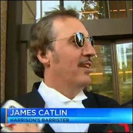 james catlin barrister Amber Harrison Channel 7 Tim Worner