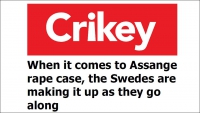 Assange Rape Allegations have no basis Crikey.com.au 3 December, 2010.